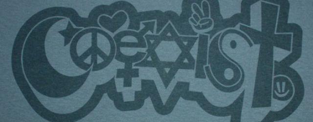 T shirt design coexist for T shirt printing visalia ca