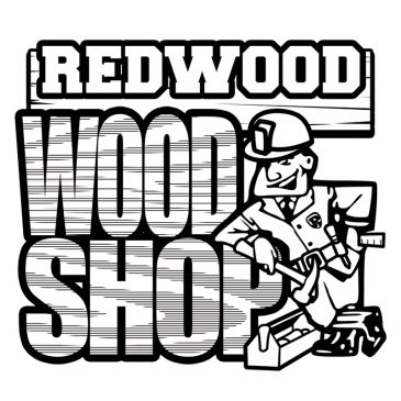 T-shirt Design – Redwood Wood Shop