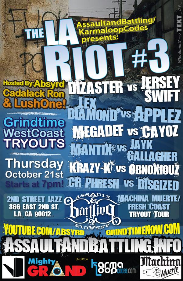 LA Riot #3