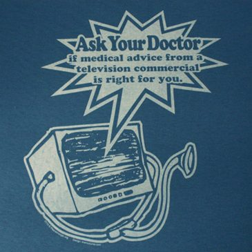 T-Shirt Design – Ask Your Doctor