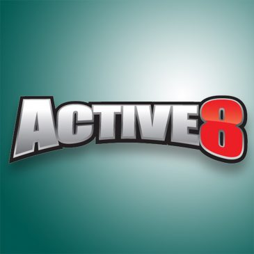 Logo Design – Active8