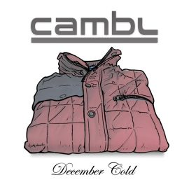 Album Cover Design – CAMBL (December Cold)