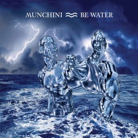 Album Cover Design – Munchini (BeWater)