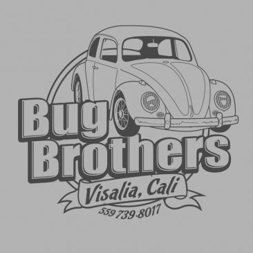 T-shirt Design – Bug Brothers